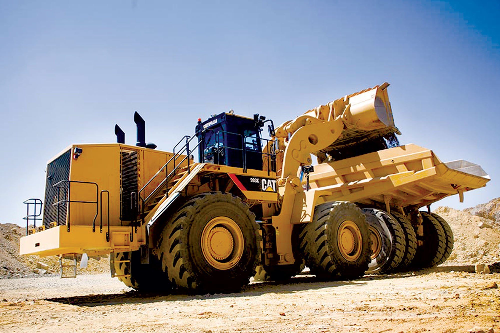 Cat Detect enhances operator awareness and mine safety