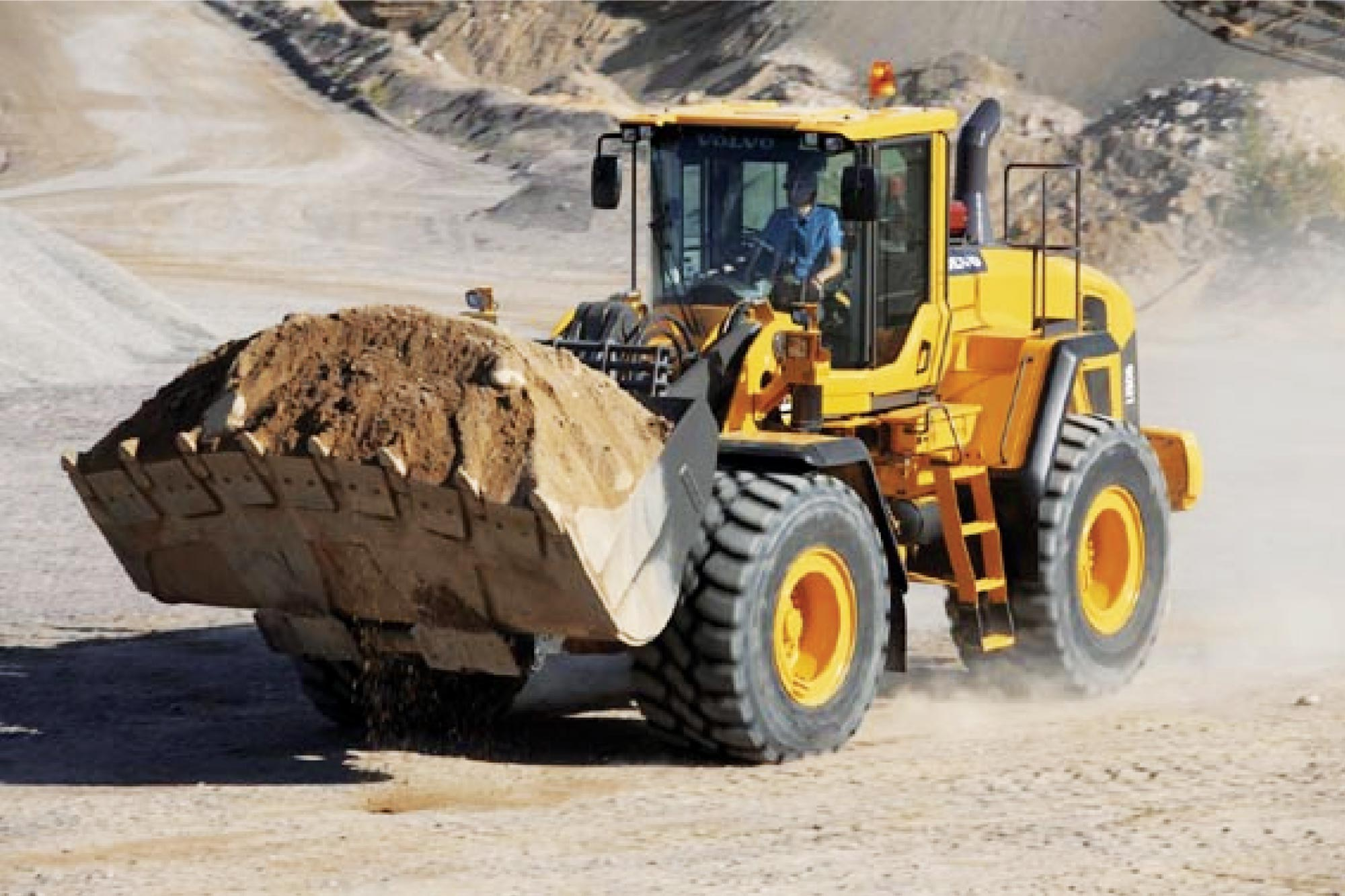 New Volvo G-Series wheel loaders re-set the standard