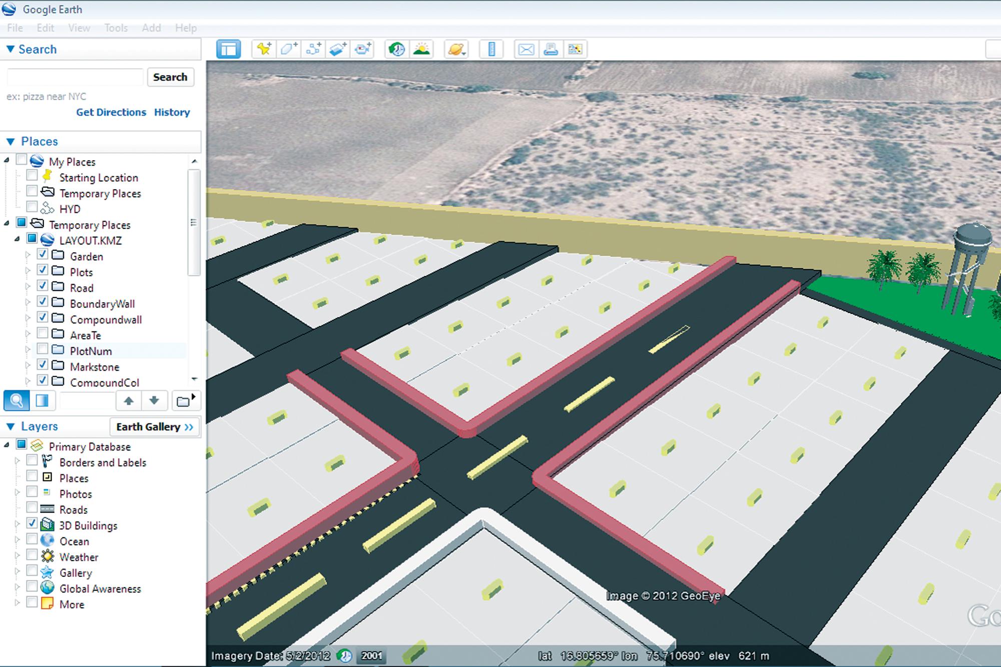 ESurveying developed ESurvey KML to convert maps easily