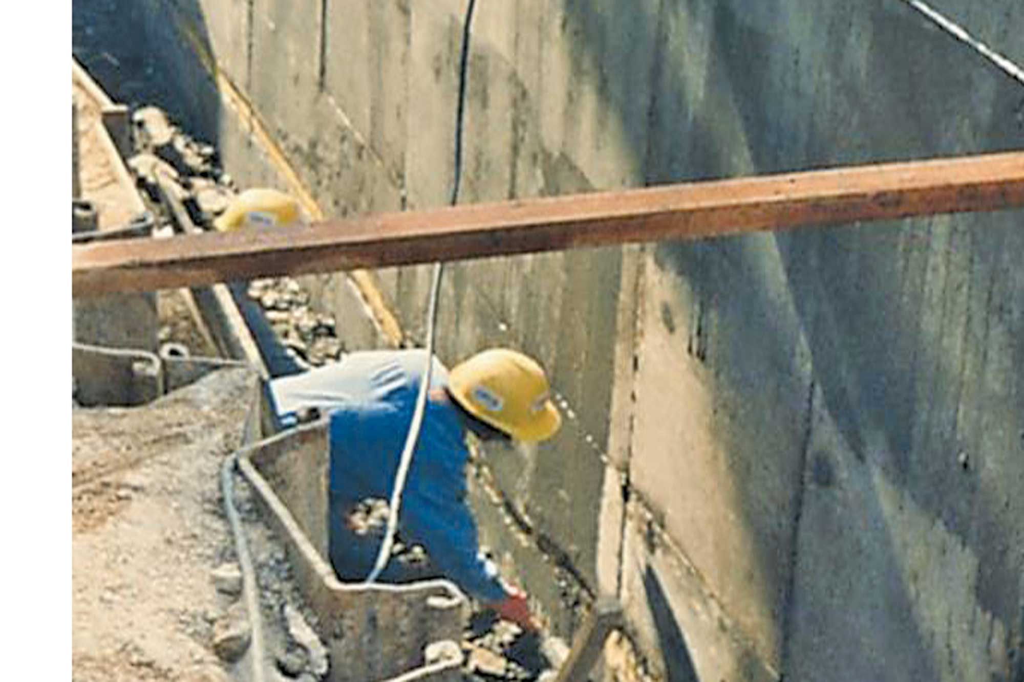 Tamseal Admix A Crystalline Waterproofing System For