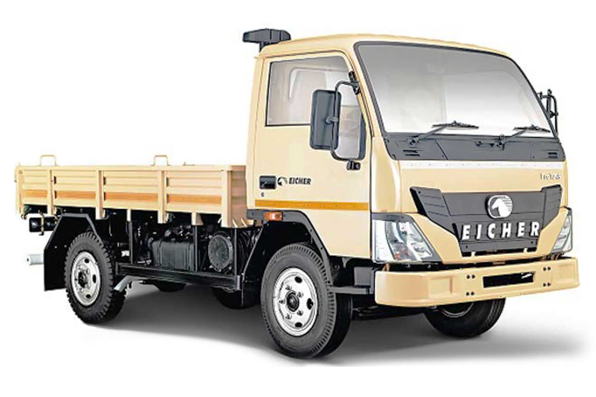 Eicher Trucks & Buses forays into the sub 5T category