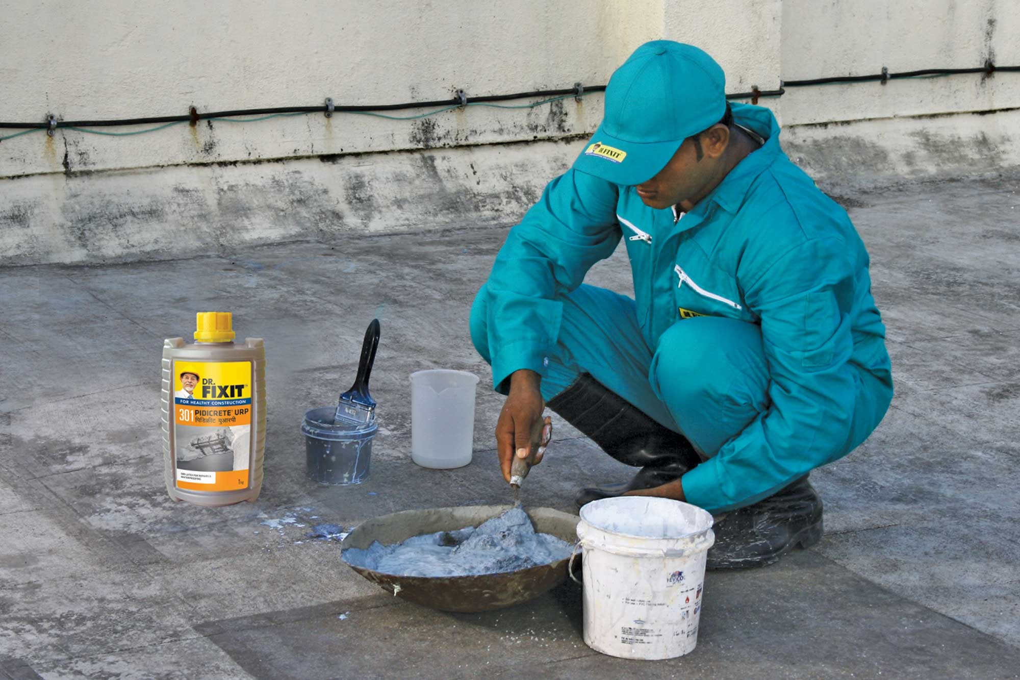 Dr Fixit For A Leak Free Home B2b Purchase Waterproofing