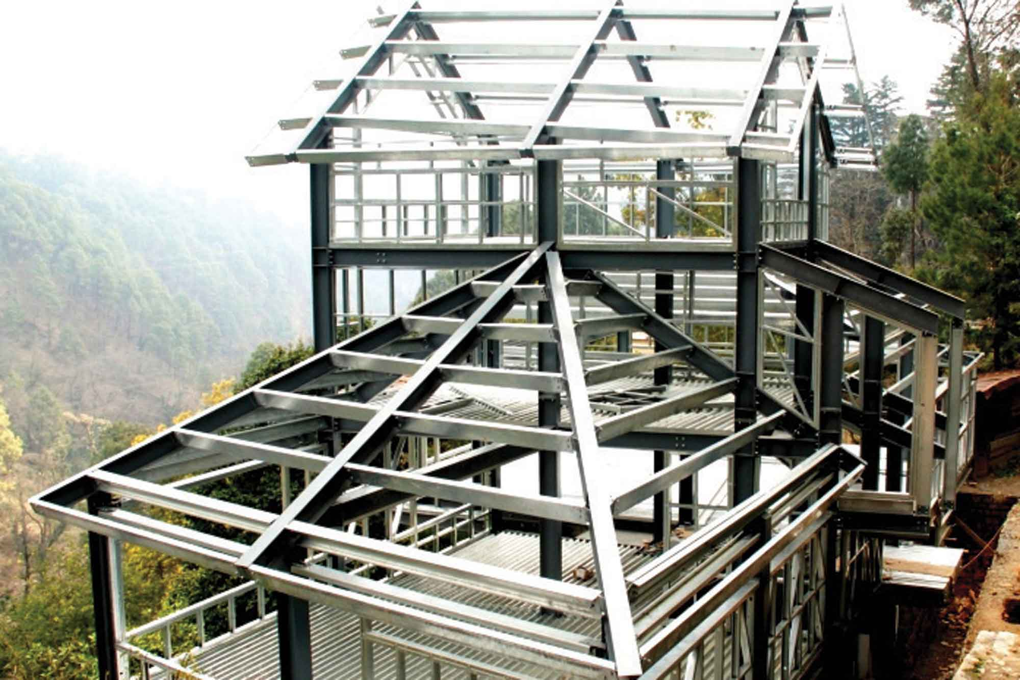 How PEB can be a part of residential building