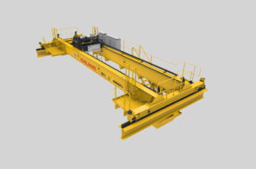 Konecranes technology boosts Hyosung's efficiency
