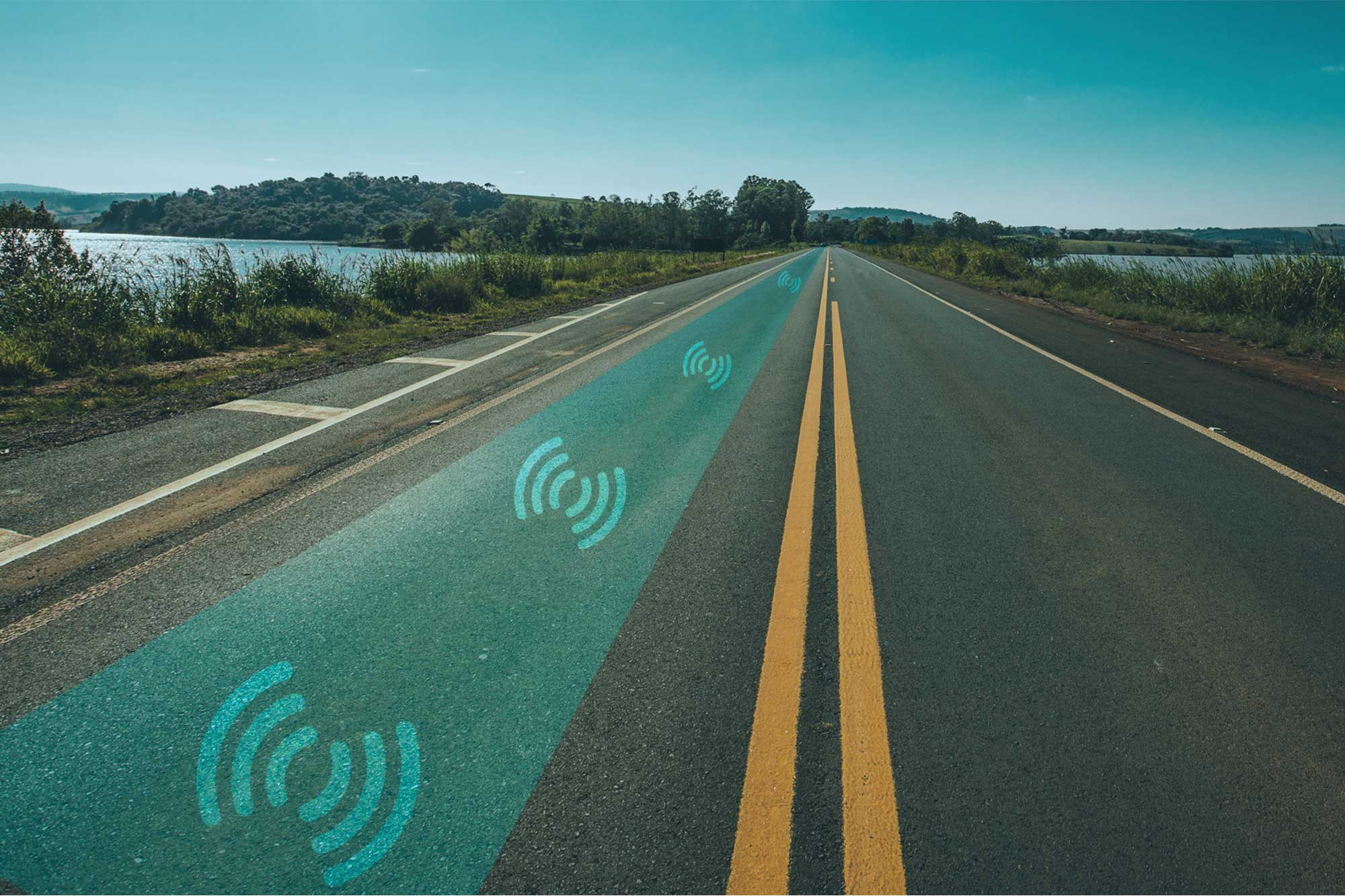 Technology Goes On The Road