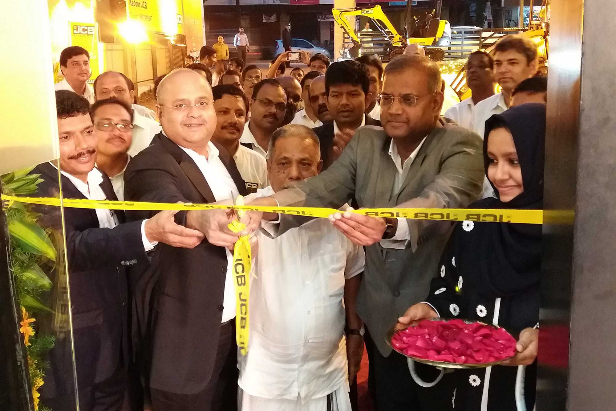JCB India opens new dealership facility in Kozhikode