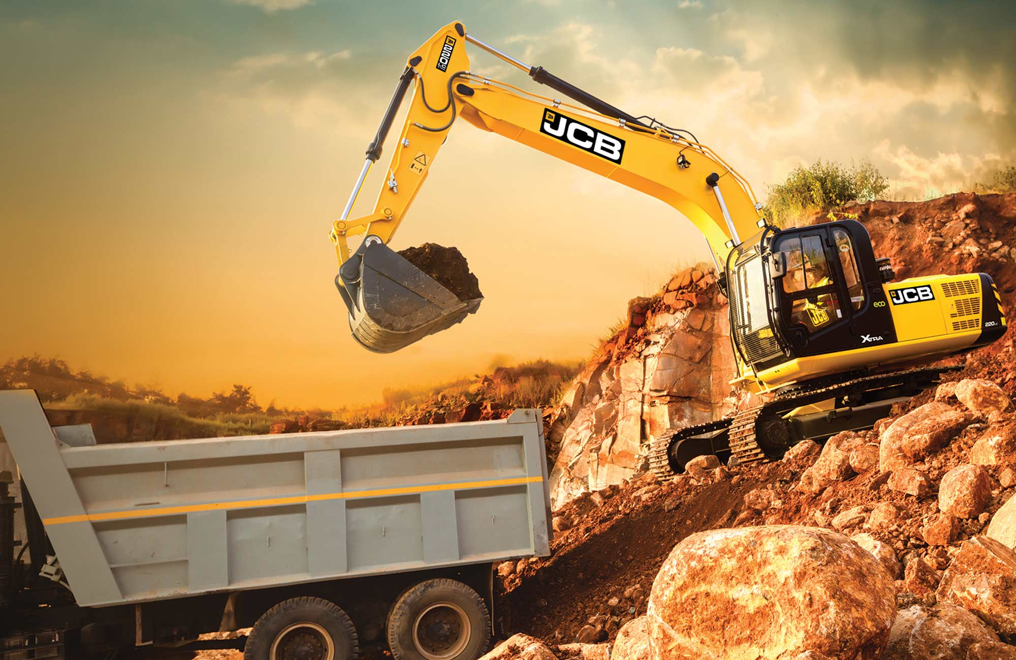What makes excavators smart? | B2B Purchase
