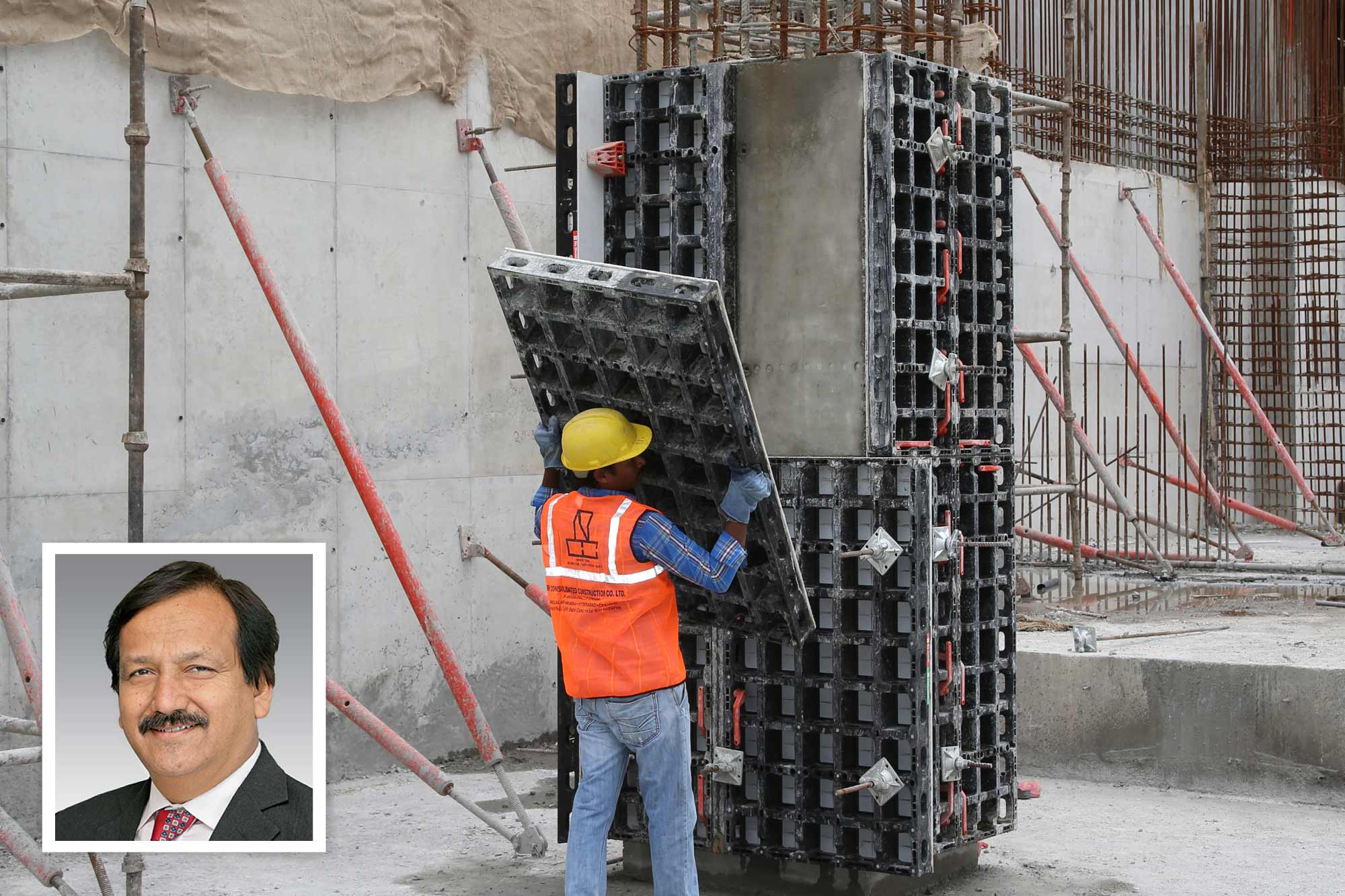 PERI Duo: The lightweight formwork for walls, columns and