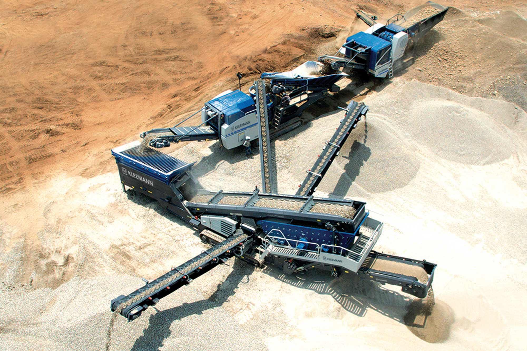 Buying stone crushing and screening equipment made easy