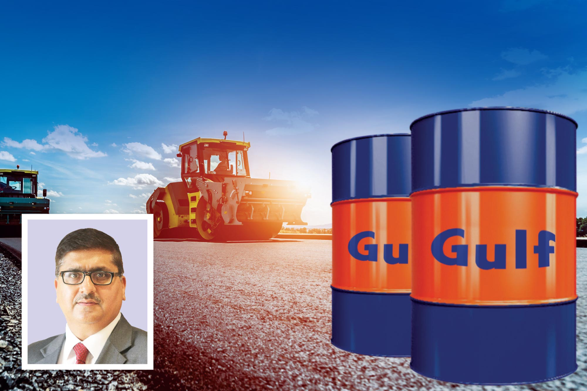 Gulf Oil ready for quantum leap