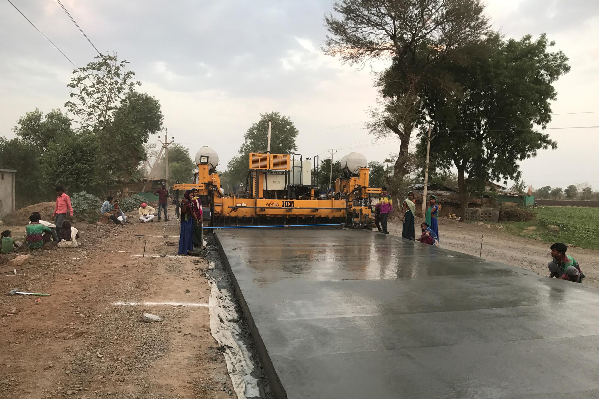 11 Smart Road Construction Equipment B2b Purchase