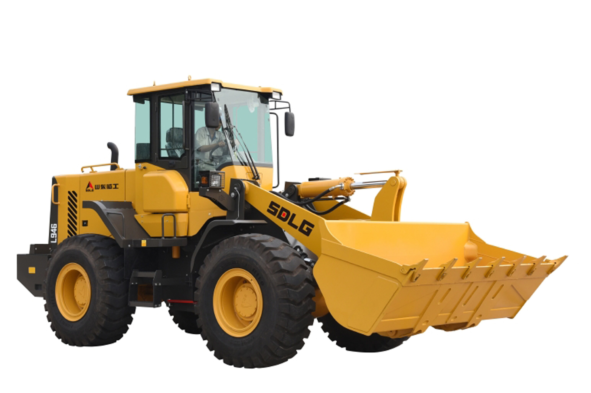 SDLG introduces 2 smaller-capacity wheel loaders in India
