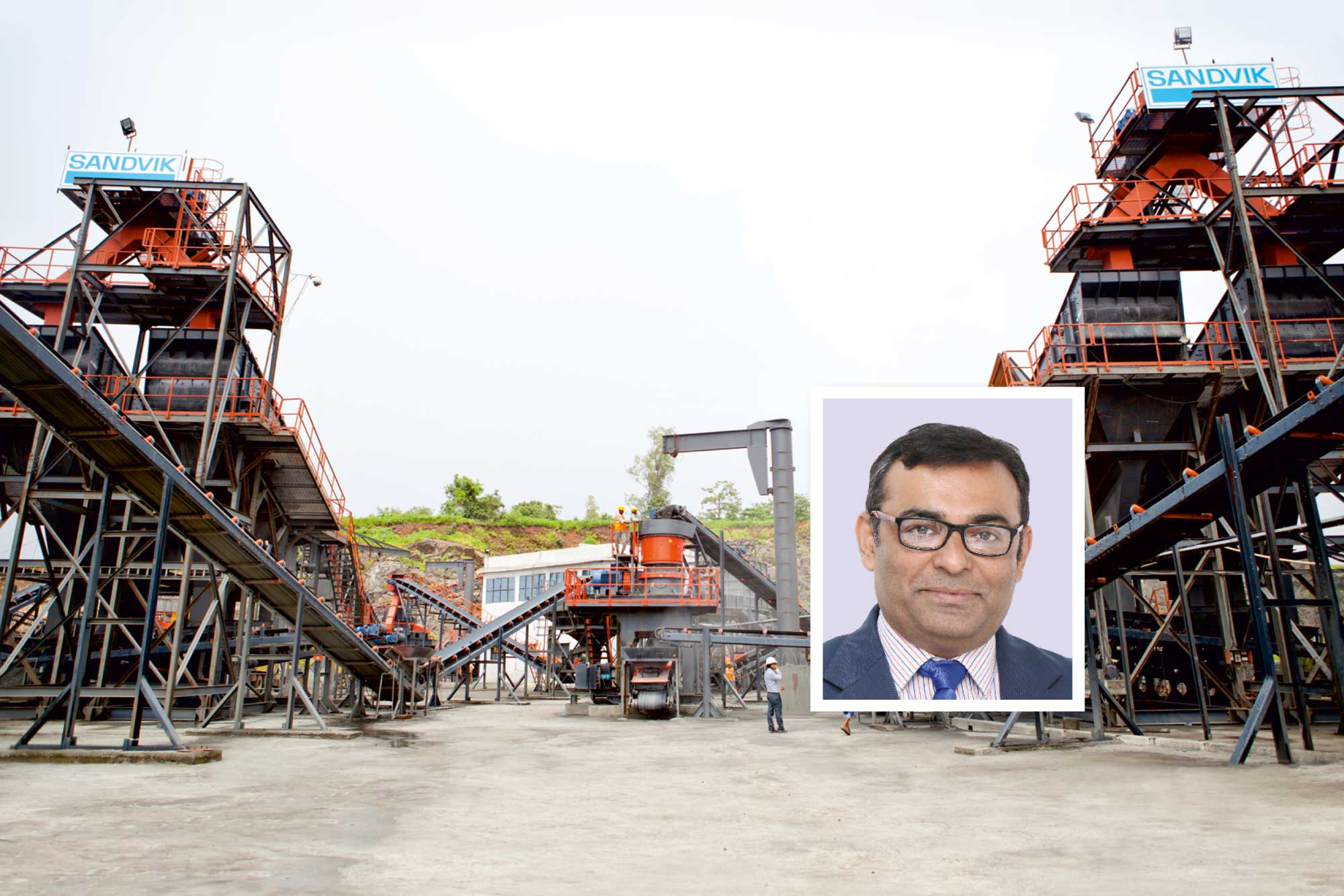 We deliver what we commit: Sandvik