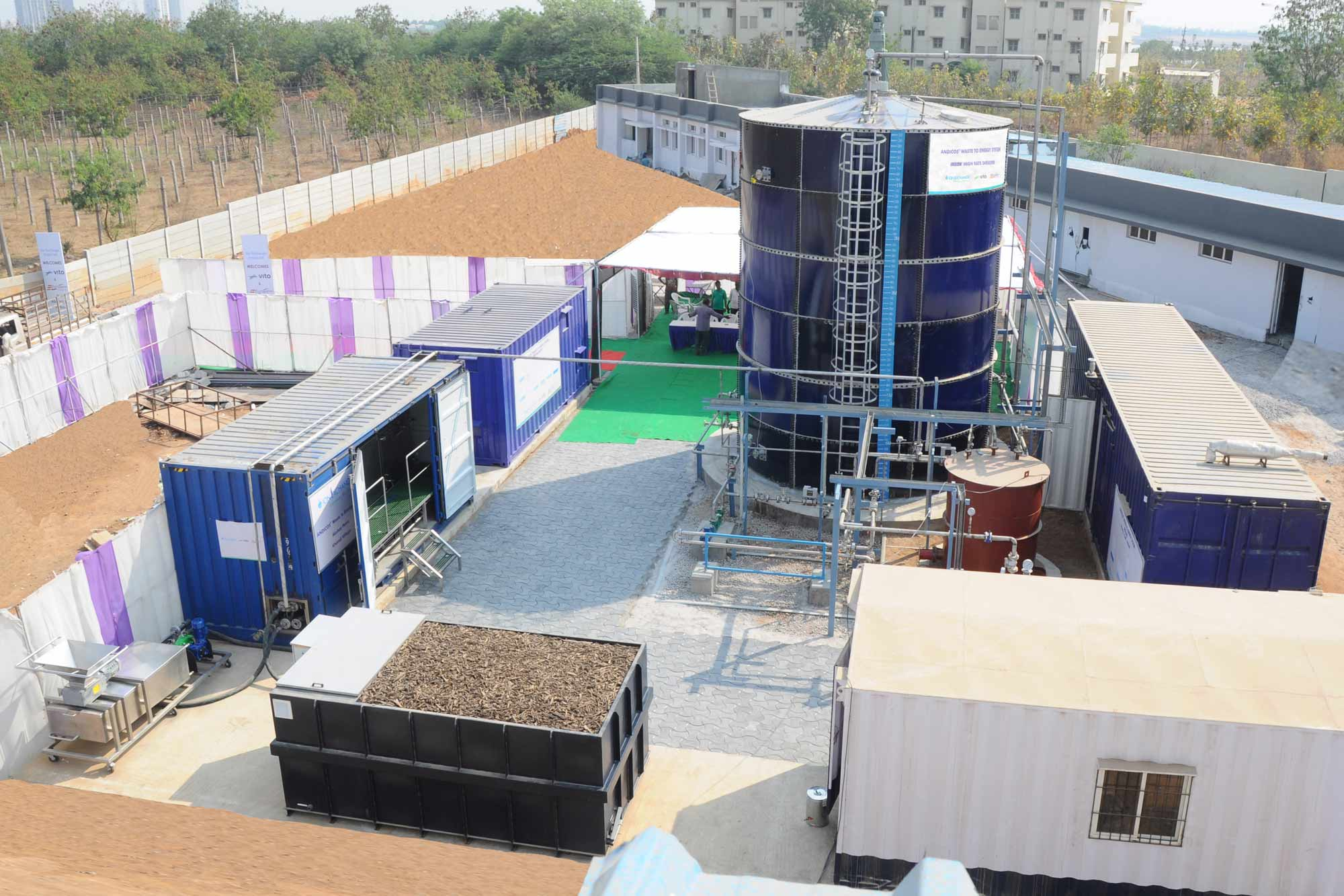 Ion Exchange launches waste to energy plant in Hyderabad