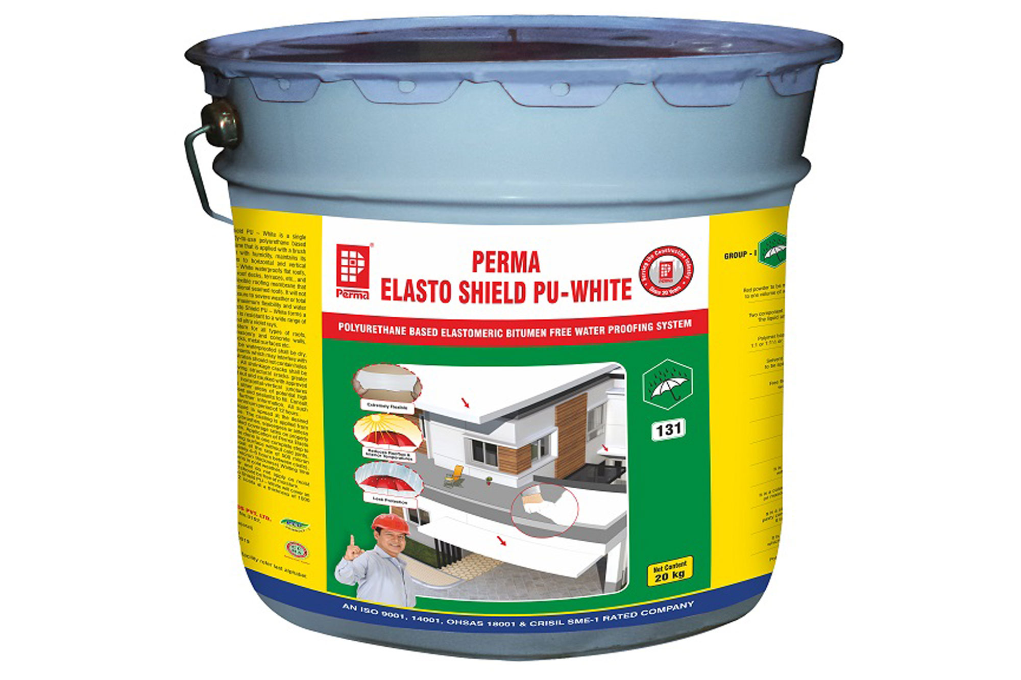 Perma Construction: providing solutions for waterproofing