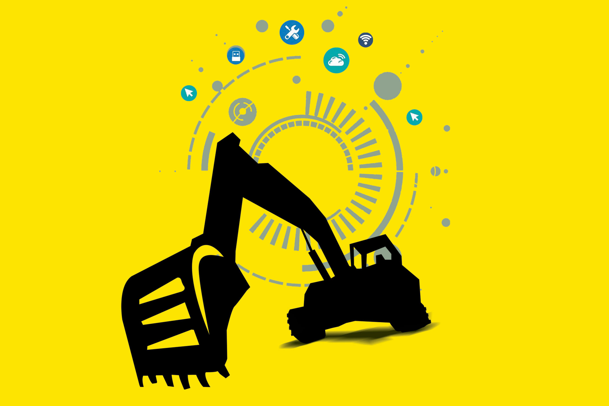 Making Excavators Smarter
