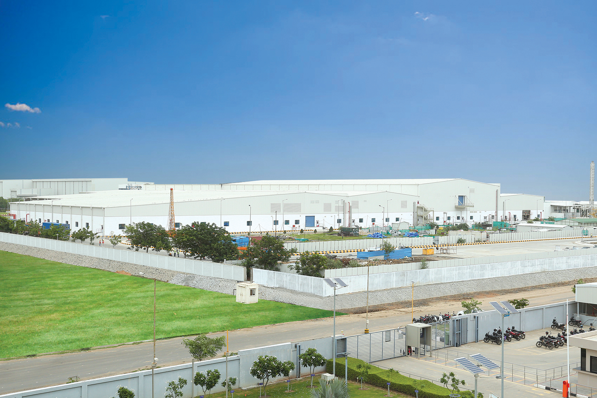 Tata BlueScope Steel enables setting up  state-of-the-art plant
