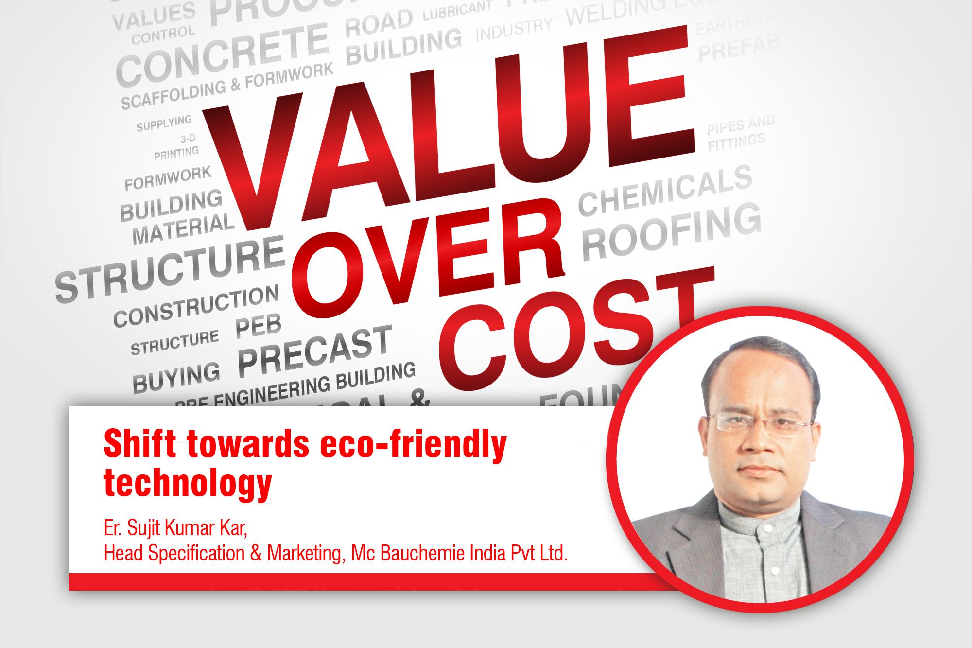 Shift towards eco-friendly technology
