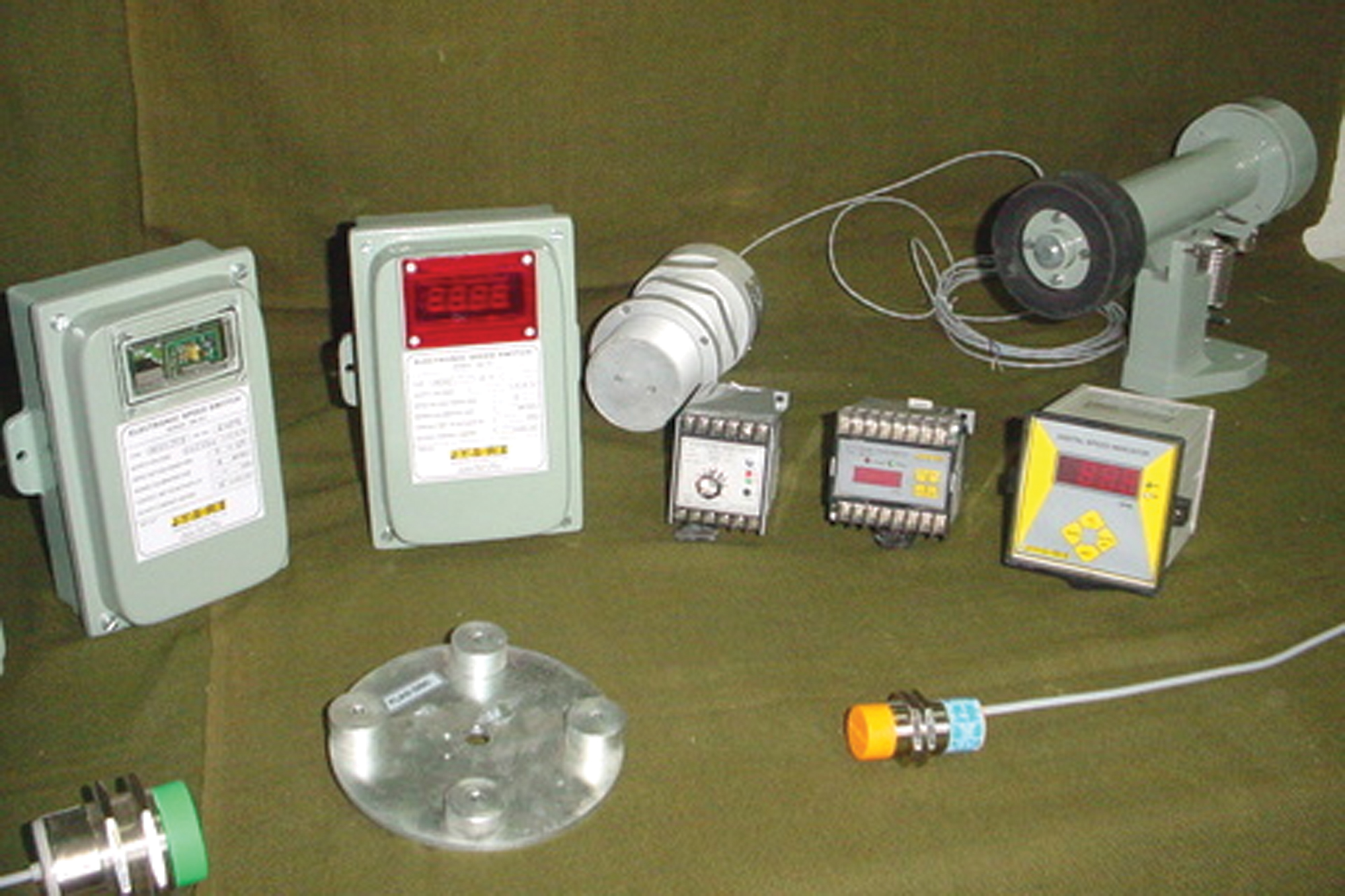 Electronic Speed Switches for various application desires