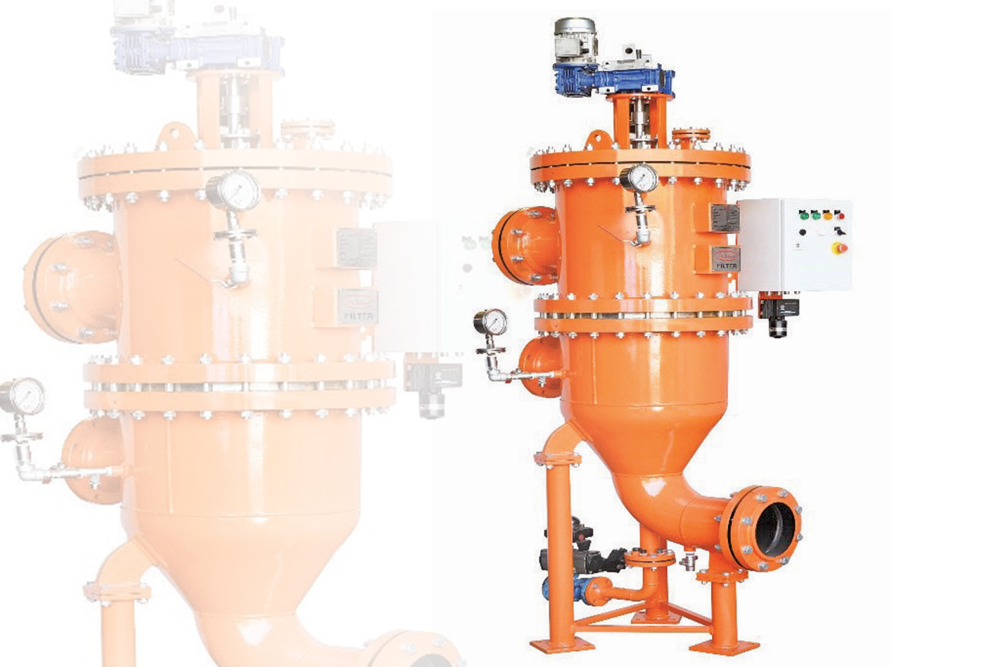 Sharplex: modernising filtration technology