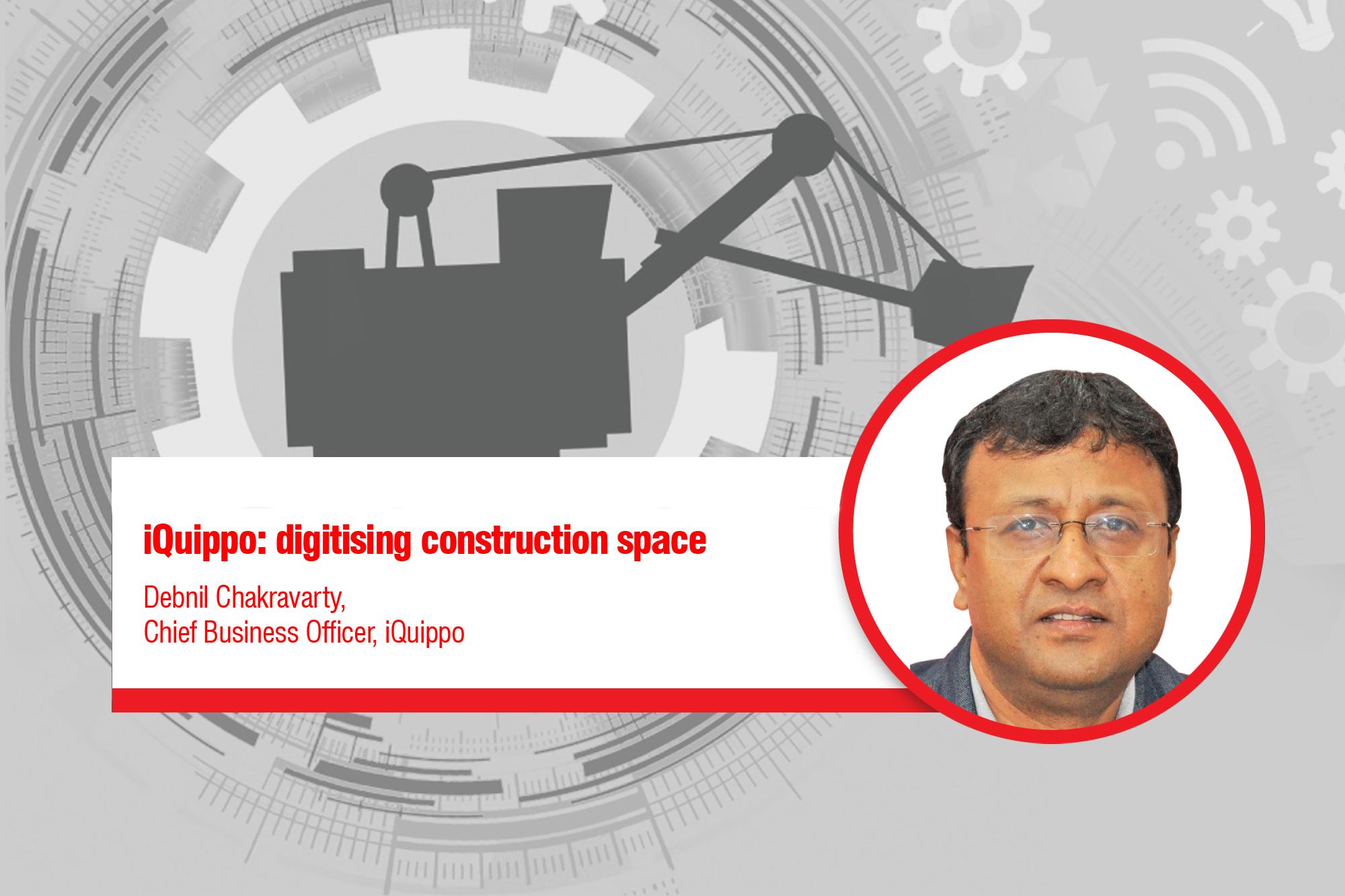 iQuippo: digitising construction space