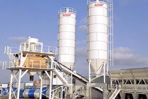 Mobile concrete mixers meet innovation