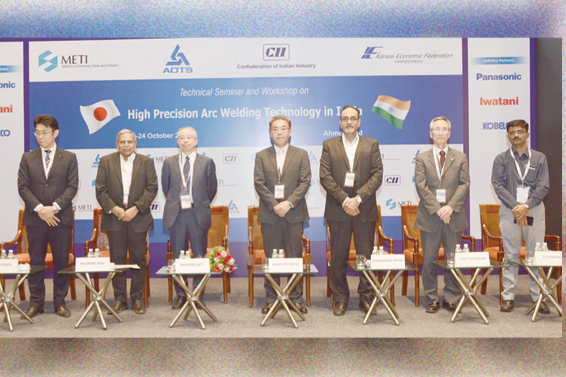 Panasonic Welding supports CII, Japan's ATOS to fortify welding technology