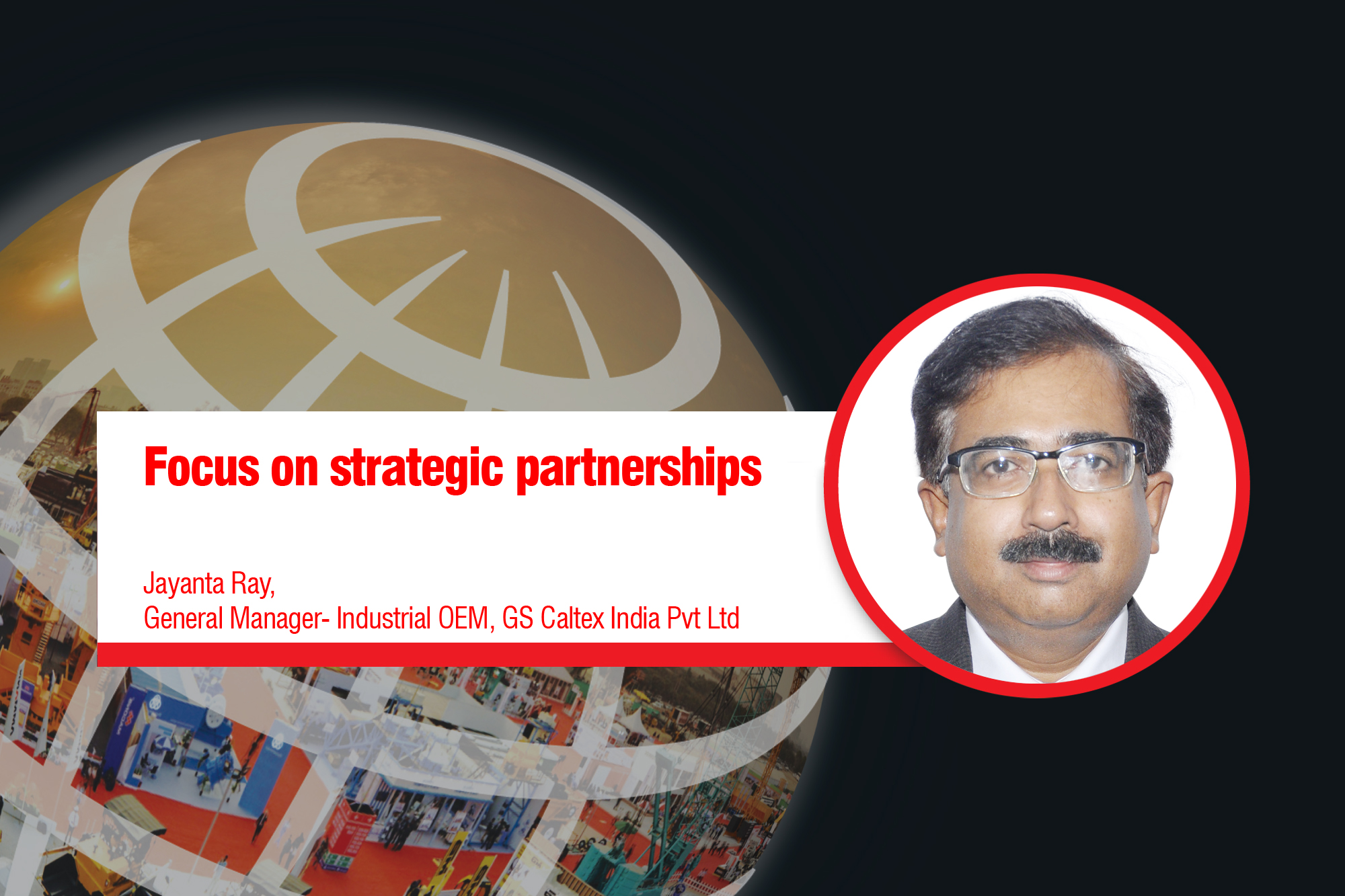 Focus on strategic partnerships