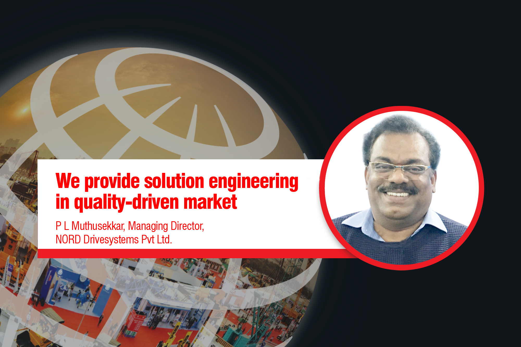 We provide solution engineering in quality-driven market
