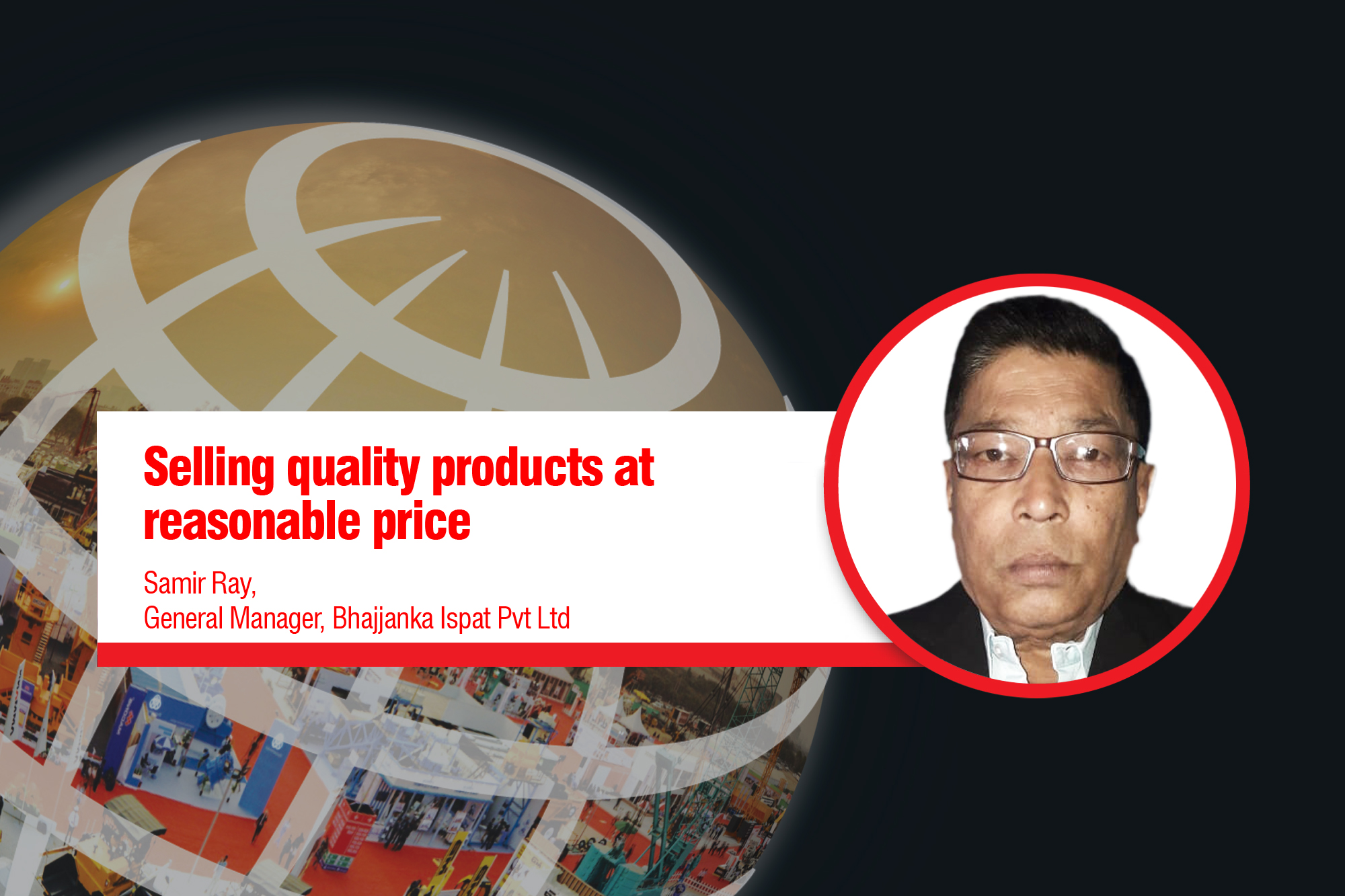 Selling quality products at reasonable price