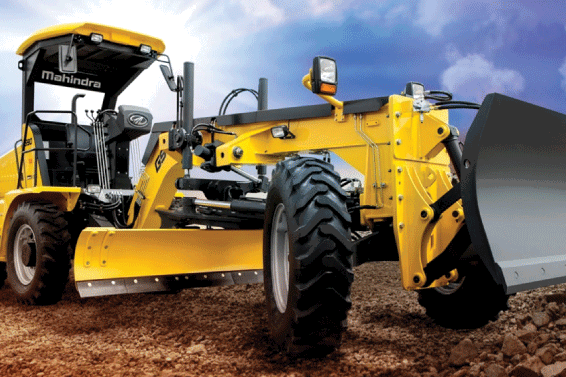 Mahindra expands its range for road construction equipment segment
