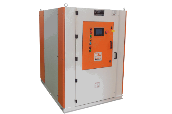 HFSR soft starters: ideal for pumps and compressors