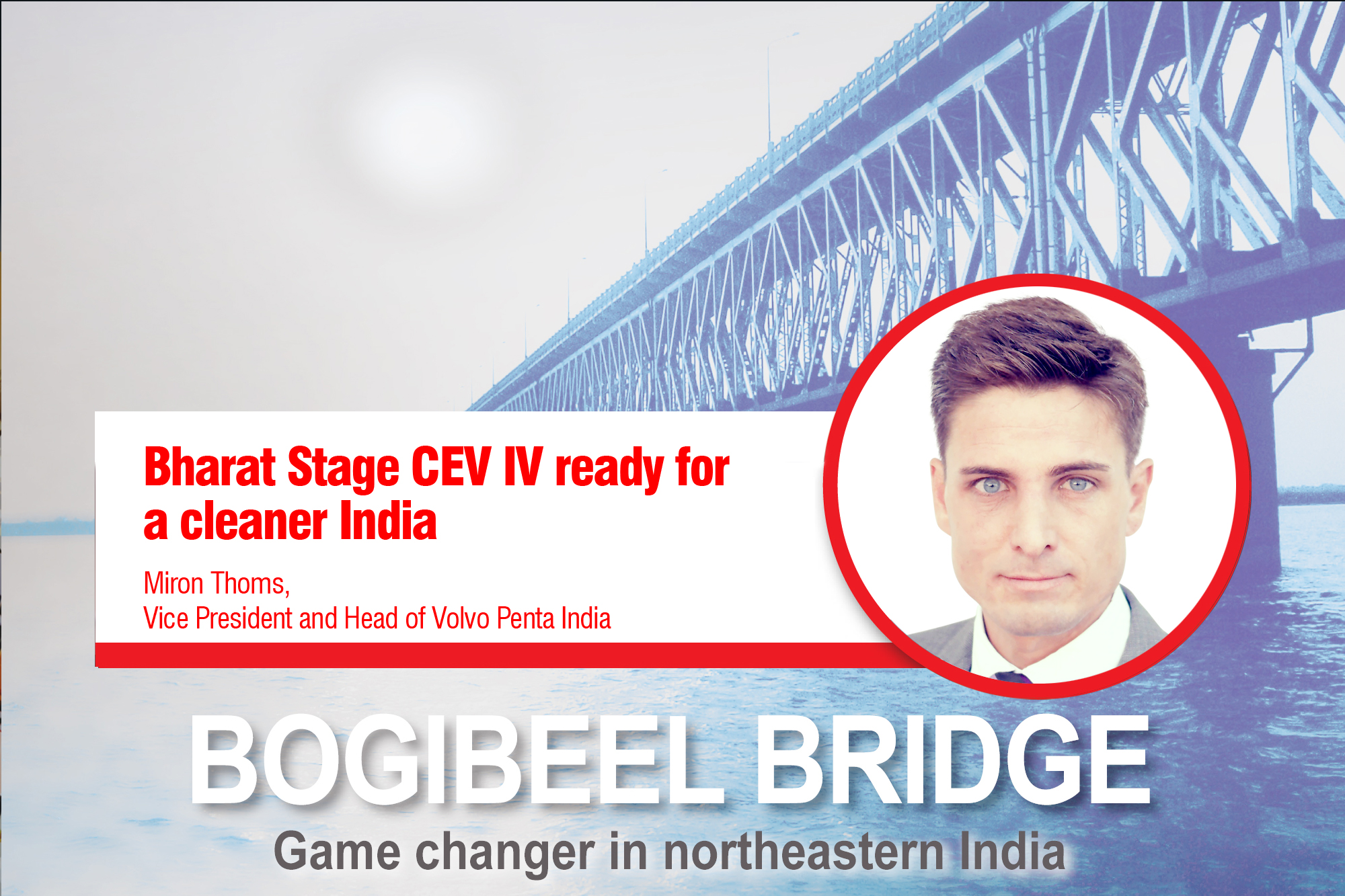 Bharat Stage CEV IV ready for a cleaner India