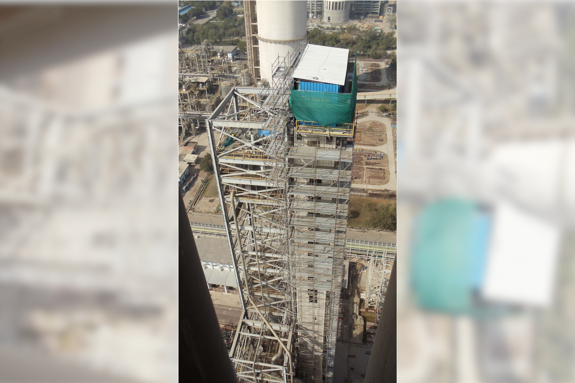 Allround Scaffolding – faster, safer and economical solution
