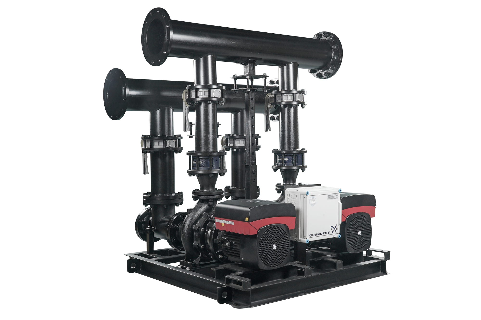 Grundfos showcases intelligent pumping solutions at ACREX