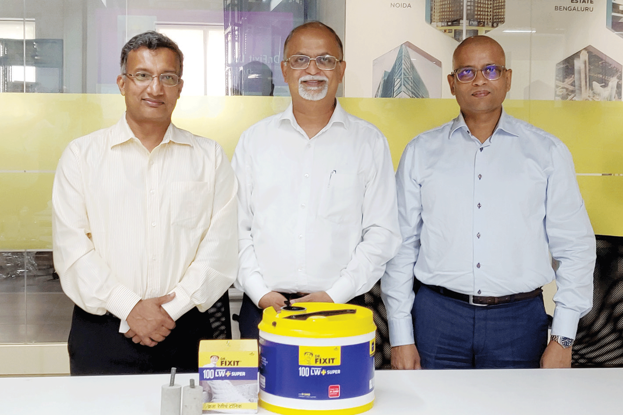 Pidilite Introduces Lw Super Concrete Additive B2b Purchase Chemical Coatings